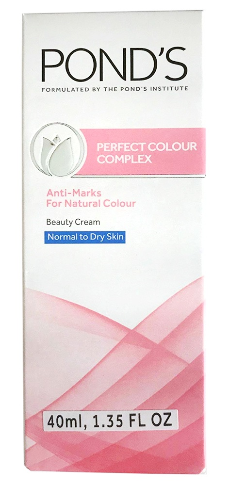 Pond's Perfect Colour Complex  Normal To Dry Beauty Cream