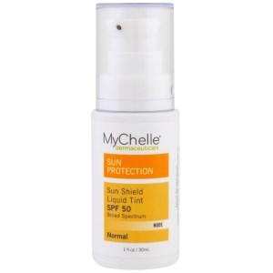 MyChelle Dermaceuticals Sun Shield Liquid Tint Spf 50