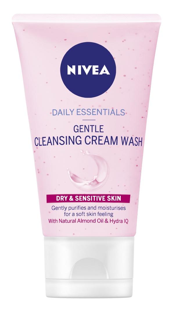 Nivea Visage Gentle Cream Cleansing Wash