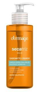 Dermage Sabonete Líquido Secatriz Salic