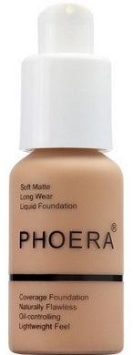 Phoera Foundation Soft Matte & Long Wearing
