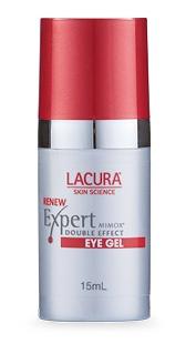 LACURA Renew Expert Double Effect Eye Gel