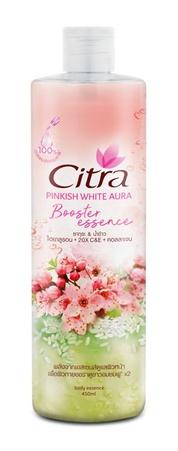 Citra Pinkish White Aura Booster Essence