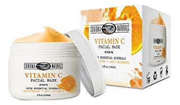 Sonoma naturals Vitamin C Face Mask