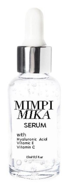 MIMPIMIKA Serum With Hyaluronic Acid