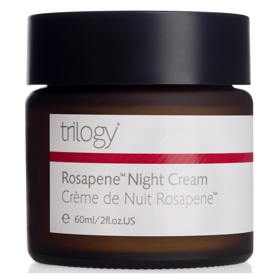 Trilogy ® Rosapene Night Cream