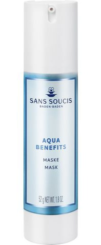 Sans Soucis Aqua Benefits Mask