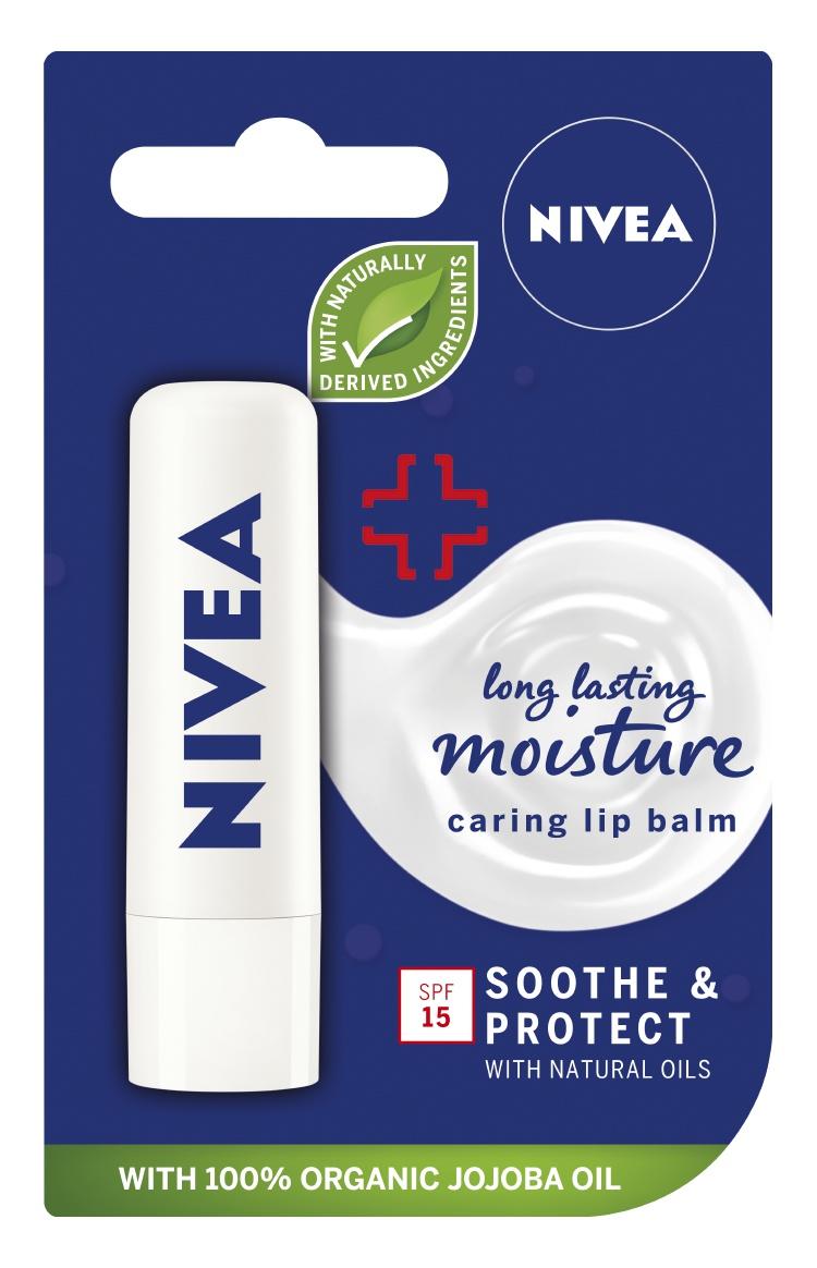 Nivea Lip Care Soothe & Protect