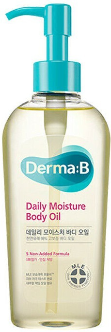 Derma B Daily Moisture Body Oil