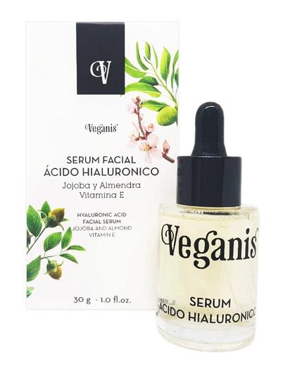 Veganis Serum Facial Ácido Hialurónico