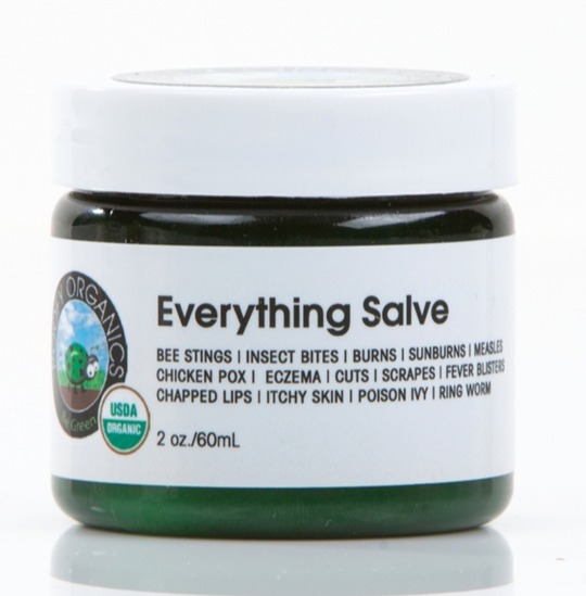 Poofy organics Everything Salve
