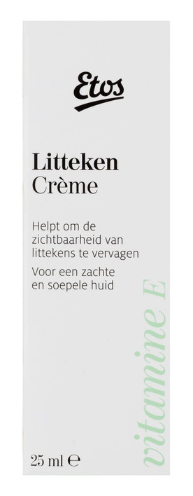 Etos Litteken Crème