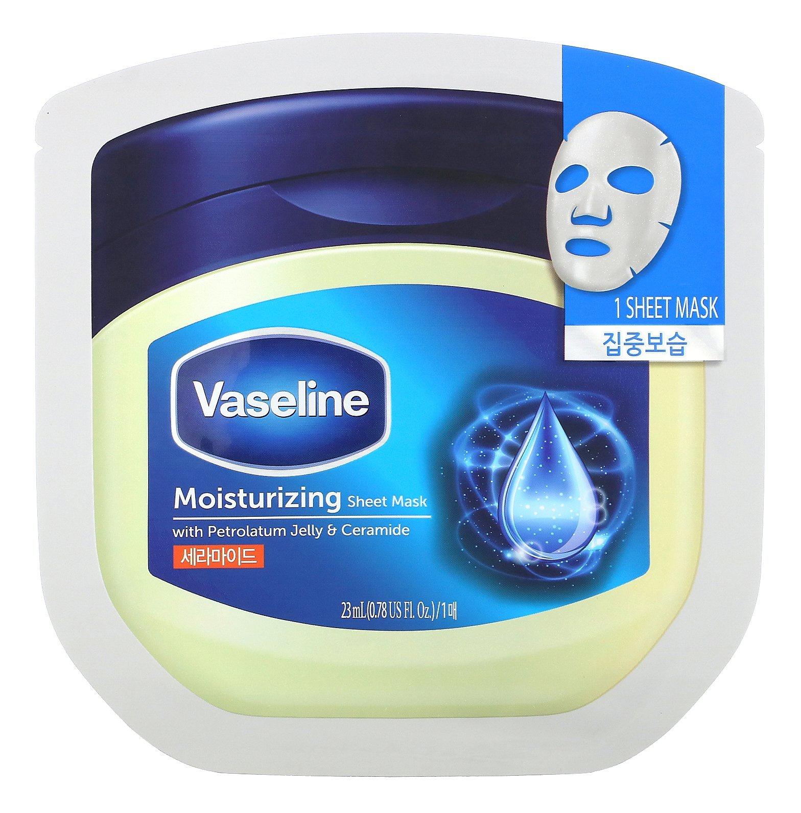 Vaseline Moisturizing Sheet Mask