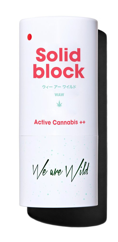We Are Wild Solid Block Mineral Sunscreen