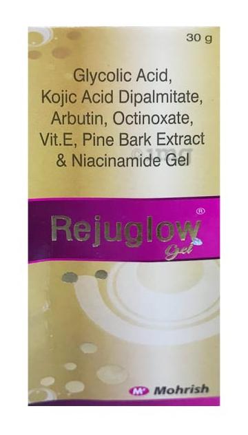 Mohrish Pharmaceuticals Rejuglow Gel