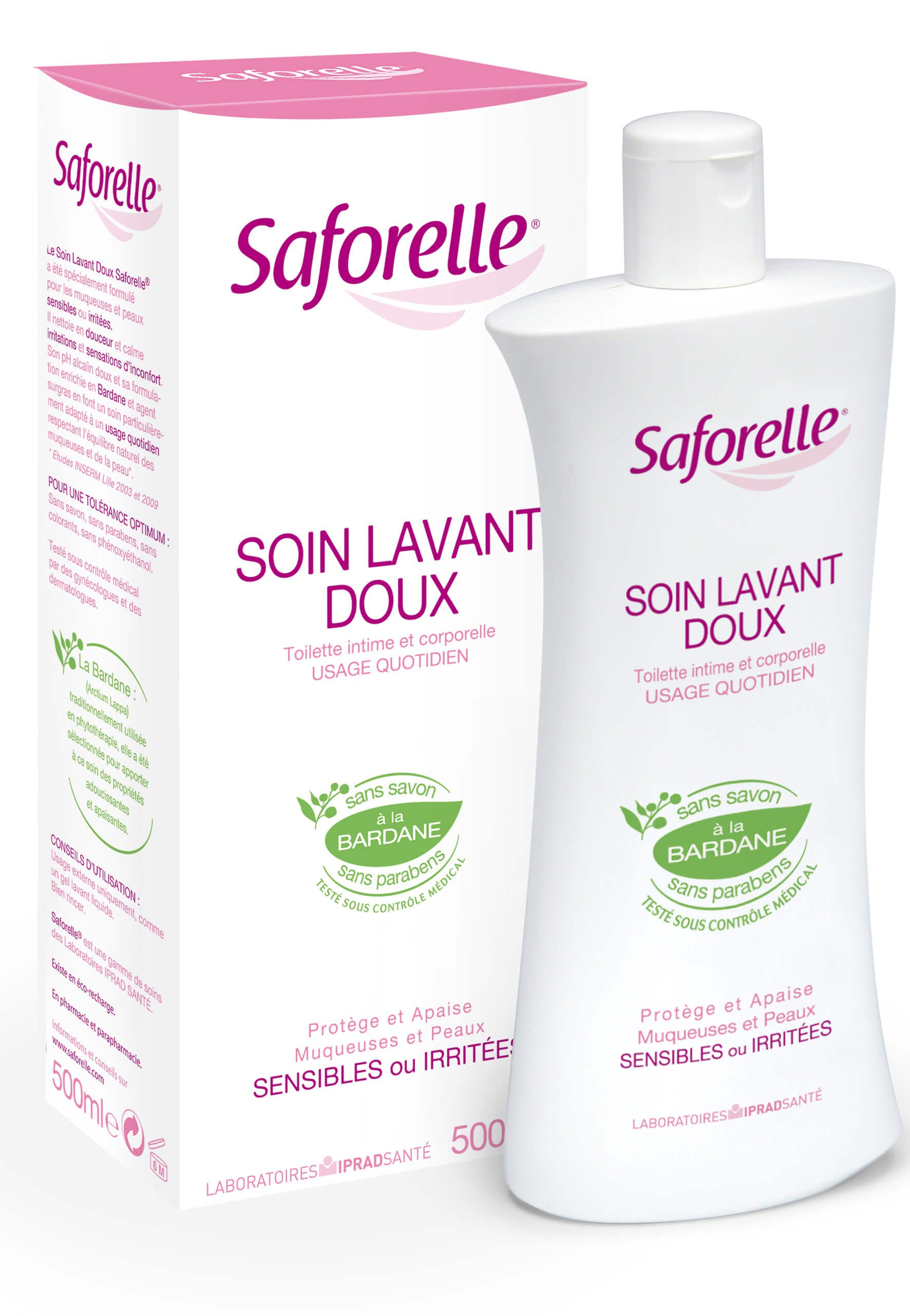 SAFORELLE Gentle Cleansing Care