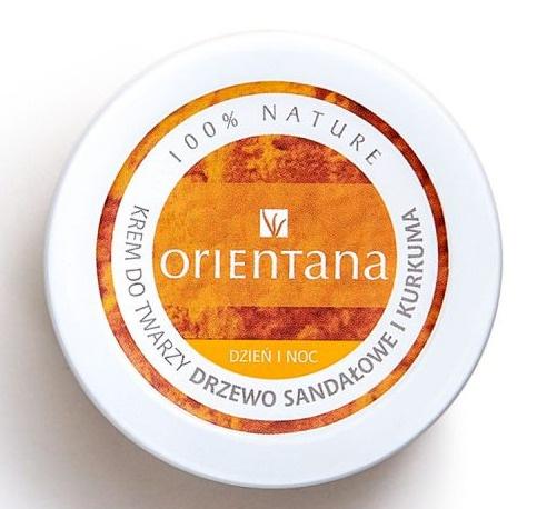ORIENTANA Face Cream Sandalwood & Turmeric