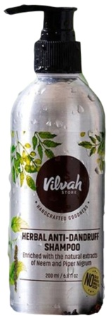 Vilvah Herbal Anti-Dandruff Shampoo