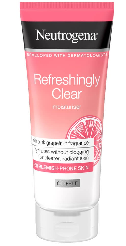 Neutrogena Refreshingly Clear Oil-Free Moisturiser