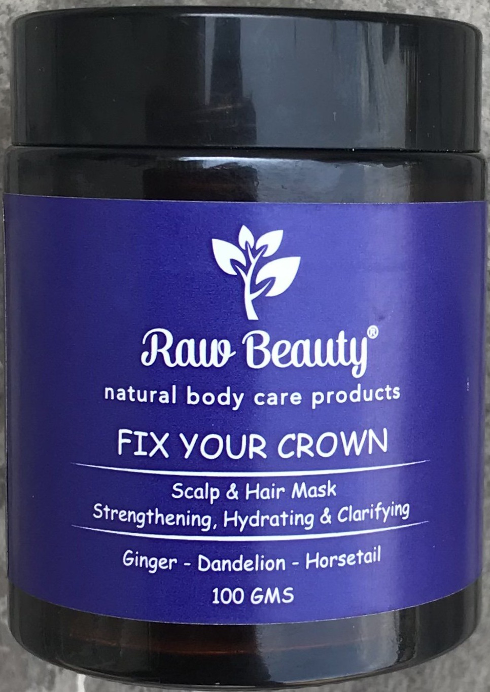 Raw Beauty Fix Your Crown