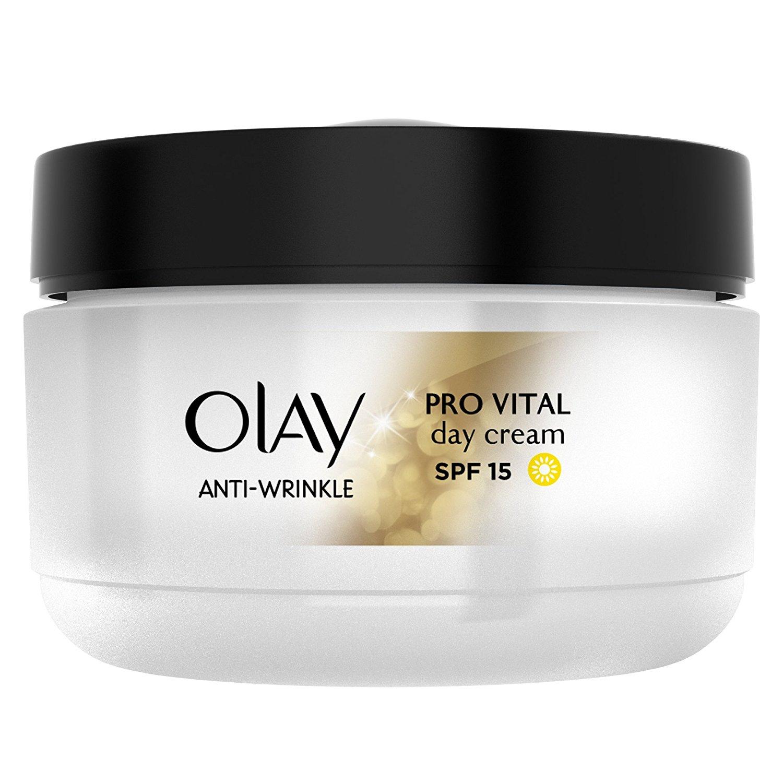 Olay Anti-Wrinkle Pro Vital Day Moisturiser Spf 15