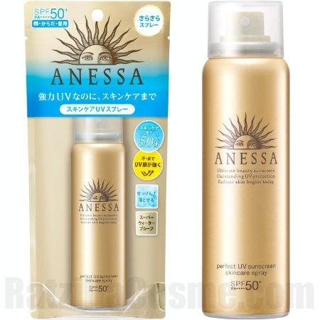 Anessa Perfect Uv Sunscreen Skincare Spray