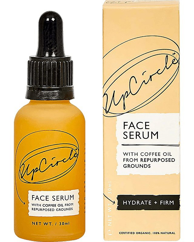 UpCircle Face Serum With Coffee Oil