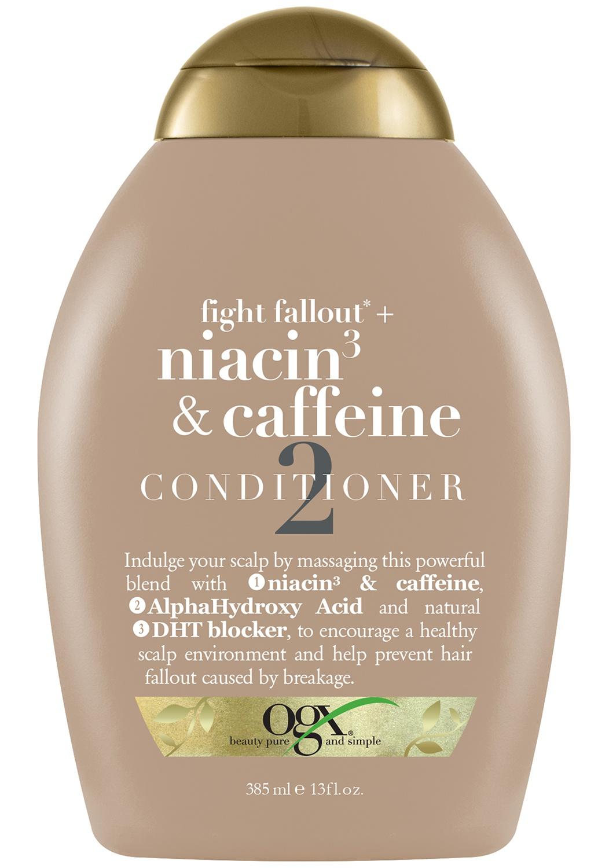 OGX Fight Fallout + Niacin & Caffeine Conditioner