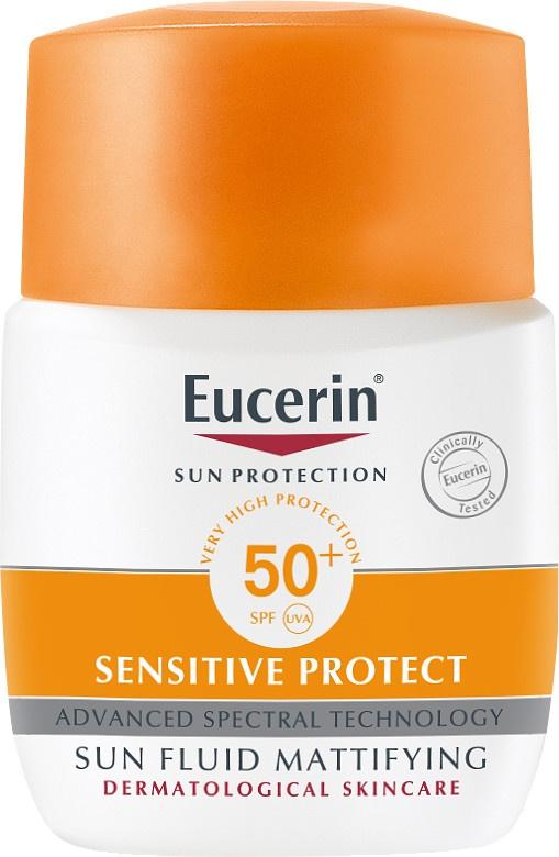 Eucerin Sun Fluid Mattifying