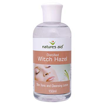 Natures Aid Distilled Witch Hazel