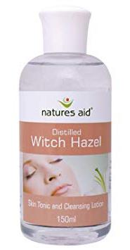 Natures Aid Distilled Witch Hazel