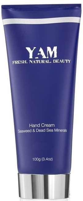 Yam Hand Cream Seaweed & Dead Sea Minerals