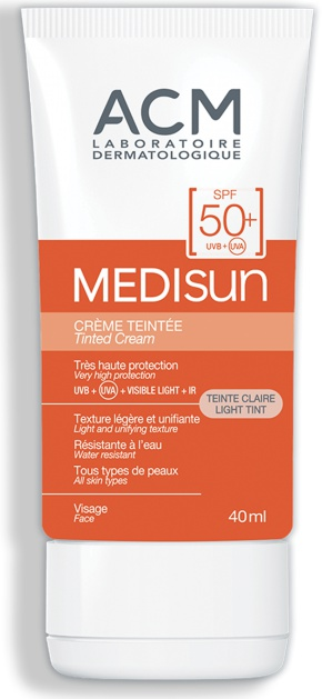 Laboratoire ACM Medisun Tinted Cream SPF50+