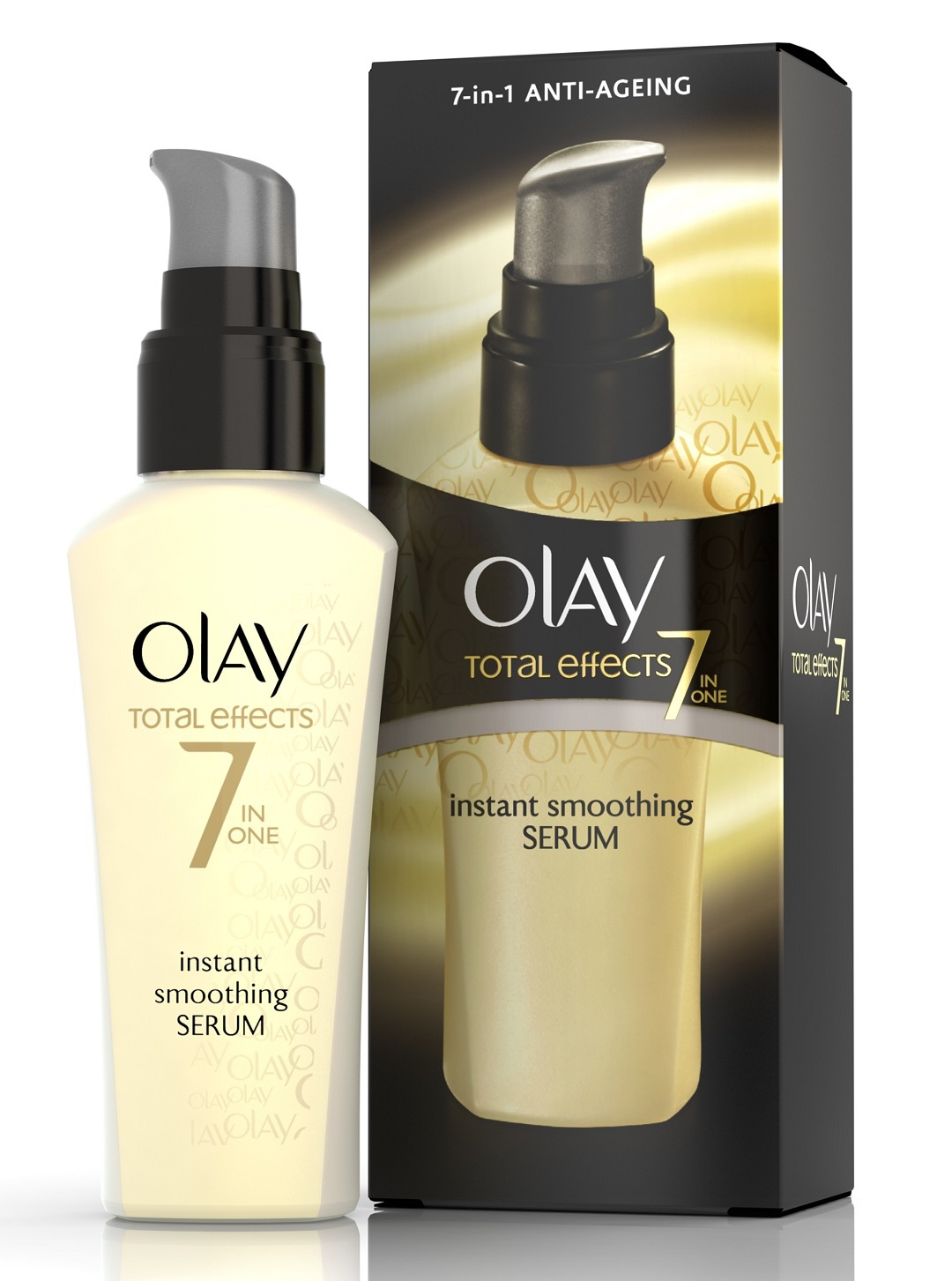 Olay Total Effects 7-In-1 Anti-Ageing Instant Smoothing Serum