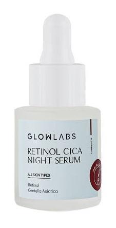 GLOWLABS Retinol Cica Night Serum
