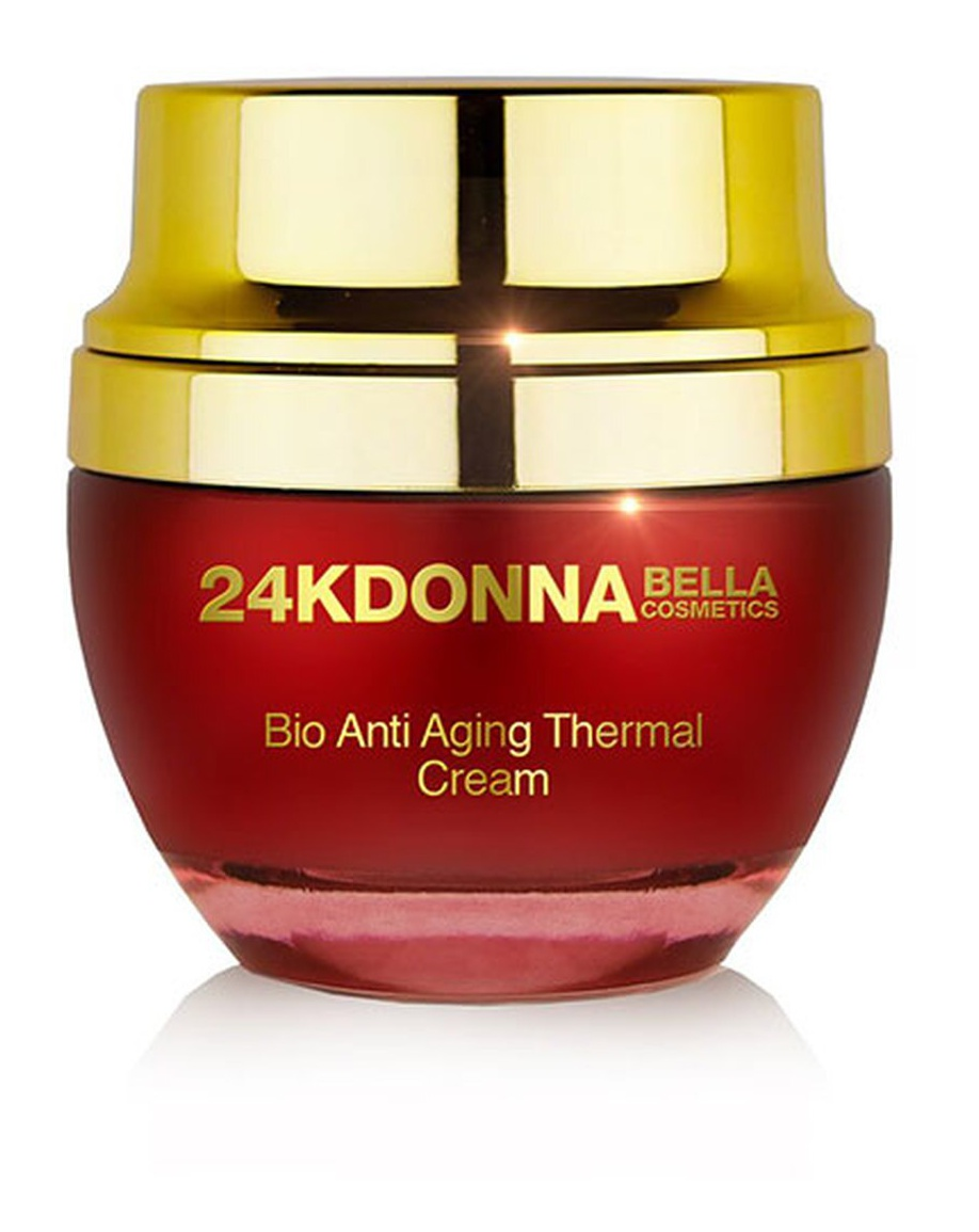 24K Donna Bella 24K Bio Anti-Aging Thermal Cream