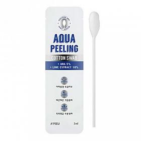 A'pieu Aqua Peeling Cotton Swab
