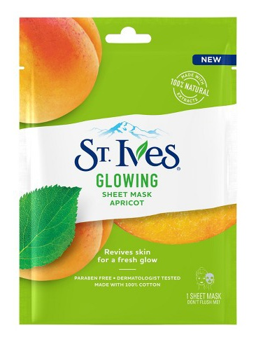 St Ives Apricot Face Mask