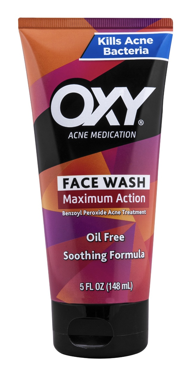 OXY Rapid Treatment Face Wash