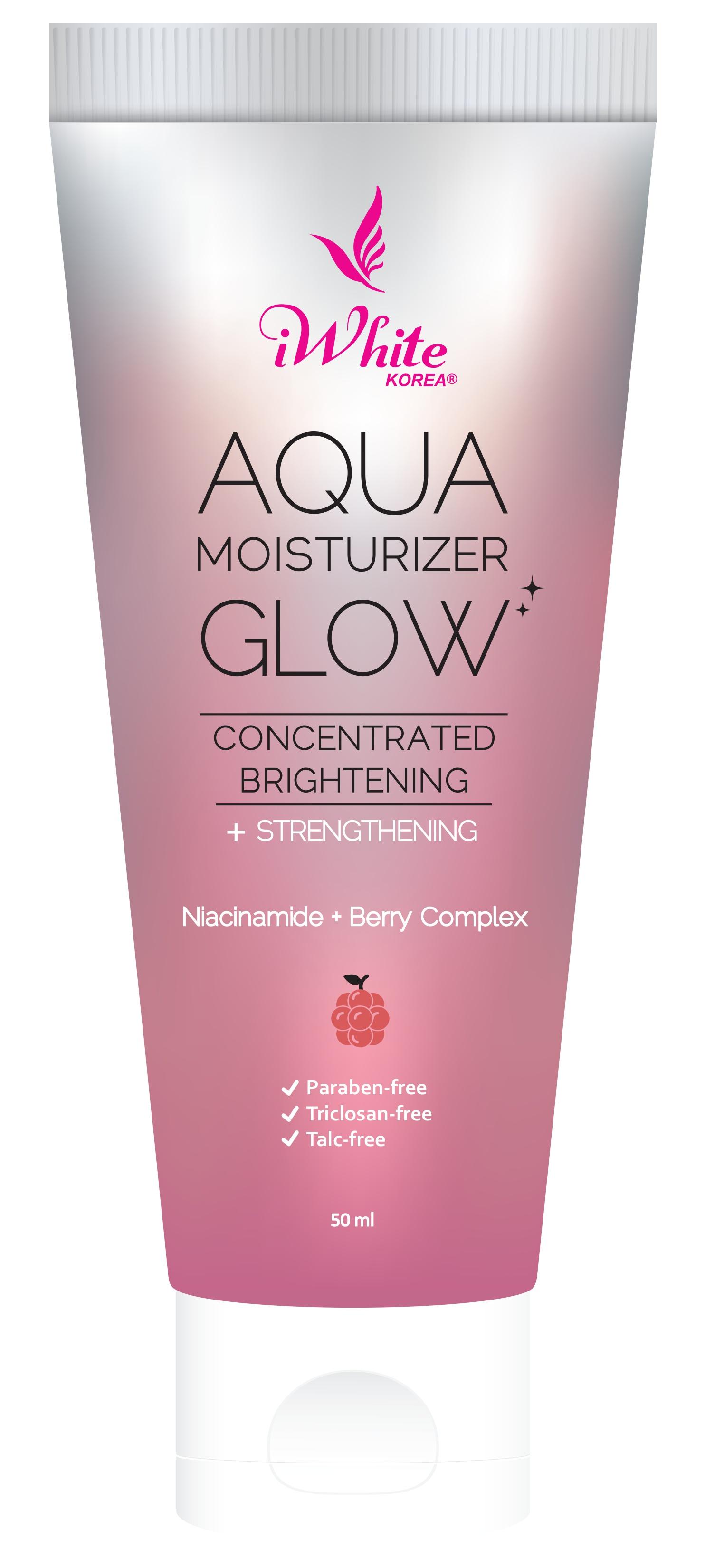 iWhite Korea Aqua Moisturizer Glow Concentrated Brightening
