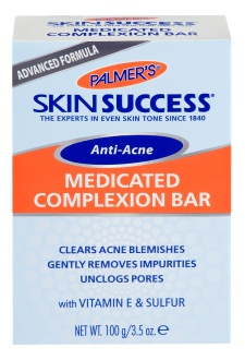 Palmer's Skin Success Anti-Acne Medicated Complexion Bar,
