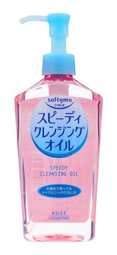 Kose Softymo Speedy Cleansing Oil