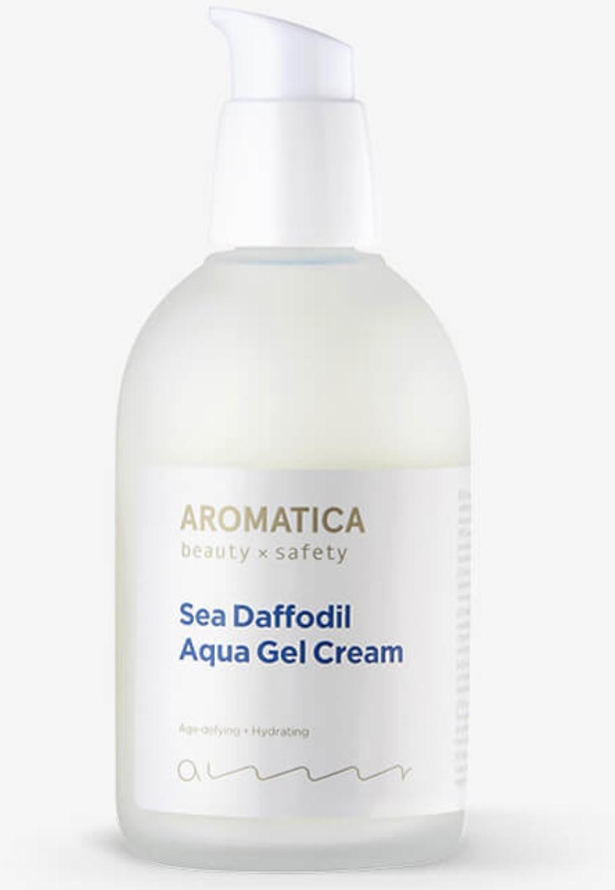 Aromatica Sea Daffodil Aqua Gel Cream