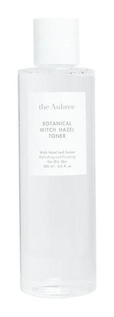 the Aubree Botanical Witch Hazel Toner
