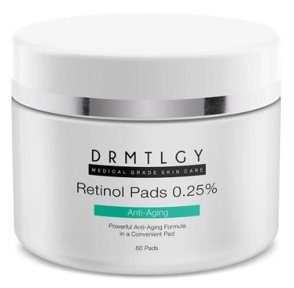 DRMTLGY Retinol Pads 0.25%