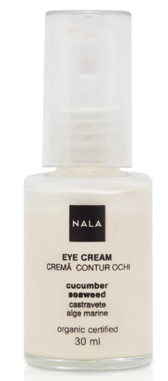 Nala Eye Cream With Cucumber Seaweed