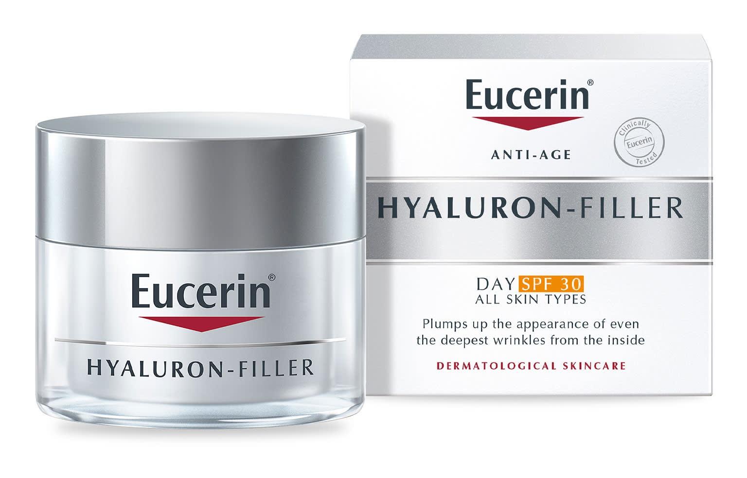 Eucerin Hyaluron-Filler Day SPF 30