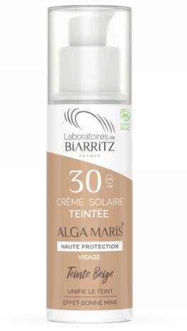 Laboratoires de Biarritz Tinted Suncare - Alga Maris®