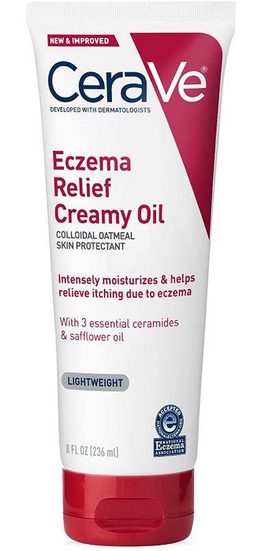 CeraVe Eczema Relief Creamy Oil