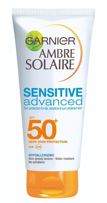 Garnier Ambre Solaire Sensitive Advanced